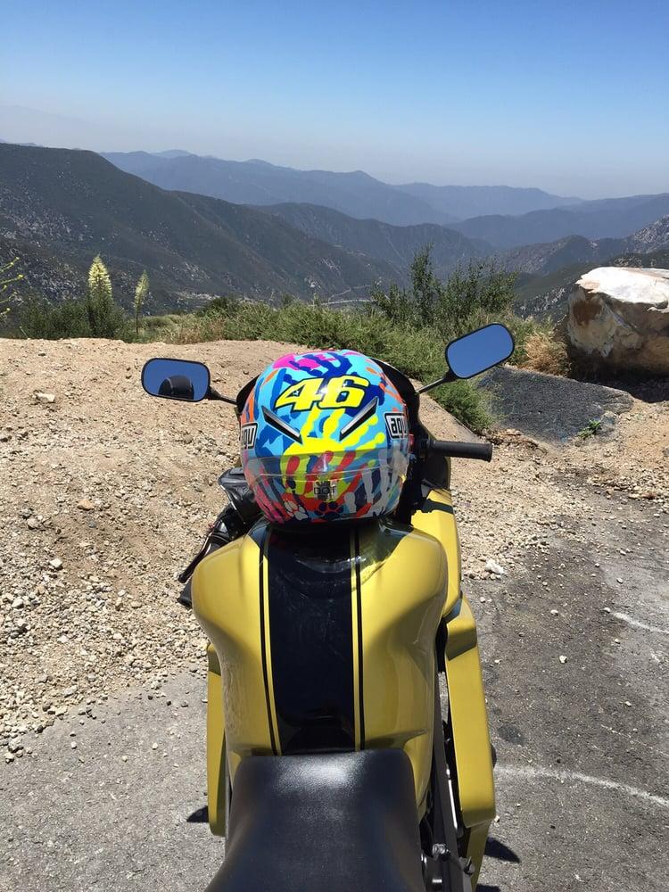 Motorcycle painting motorcycle repair